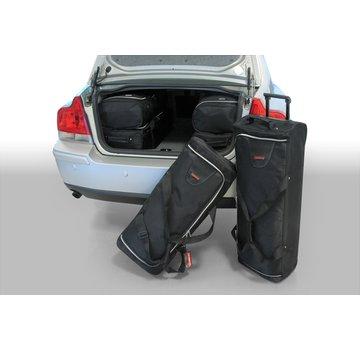 CAR-Bags CAR-BAGS Auto-Reisetaschenset für Volvo S60 I 2000-2010 4-türig Limousine