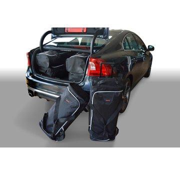 CAR-Bags CAR-BAGS Auto-Reisetaschenset für Volvo S60 II 2010-2018 4-türig Limousine