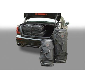 CAR-Bags CAR-BAGS Auto-Reisetaschenset für Volvo S60 III 2018- 4-deurs