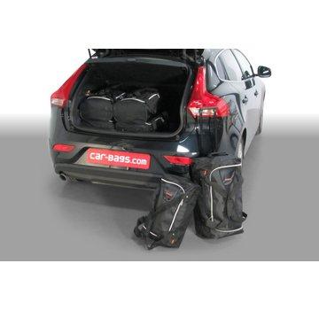CAR-Bags CAR-BAGS Auto-Reisetaschenset für Volvo V40 (P1) 2012> 5-türig Fließheck