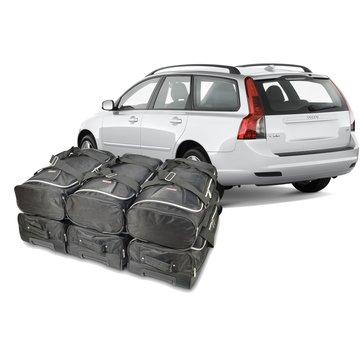 CAR-Bags CAR-BAGS Auto-Reisetaschenset für Volvo V50 2004-2012 Kombi