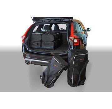 CAR-Bags CAR-BAGS Auto-Reisetaschenset für Volvo V60 2010-2018 Kombi