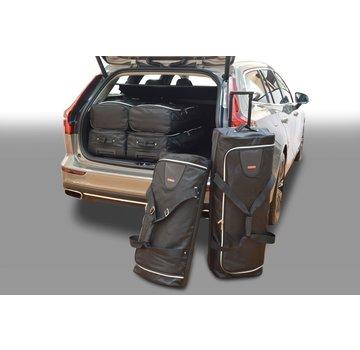 CAR-Bags CAR-BAGS Auto-Reisetaschenset für Volvo V60 incl. Plug-in-Hybrid 2018> Kombi