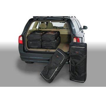 CAR-Bags CAR-BAGS Auto-Reisetaschenset für Volvo V70 (P24) 2007-2016 Kombi