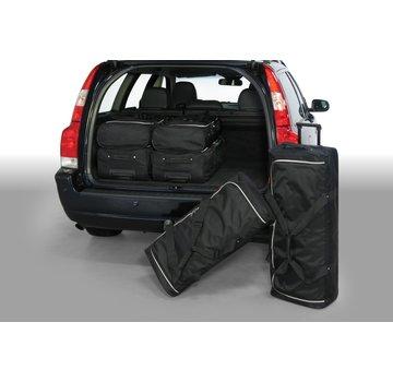 CAR-Bags CAR-BAGS Auto-Reisetaschenset für Volvo V70 (P26) 2000-2007 Kombi