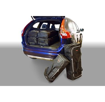 CAR-Bags CAR-BAGS Auto-Reisetaschenset für Volvo XC60 2008-2017