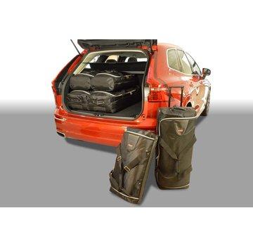 CAR-Bags CAR-BAGS Auto-Reisetaschenset für Volvo XC60 incl, Plug-in-Hybrid 2017>