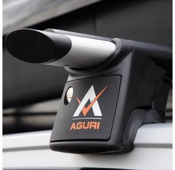 Aguri Runner Dachträger Peugeot 5008 II SUV (ohne Glas-/Panoramadach) ab 2017   AGURI