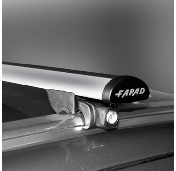 FARADBMALU Dachträger Audi A6 Allroad - C6 2007-2013 | FARAD