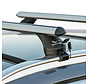 Dachträger Volvo XC60 SUV ab 2017 | Mit werkseitig aufliegender Dachreling