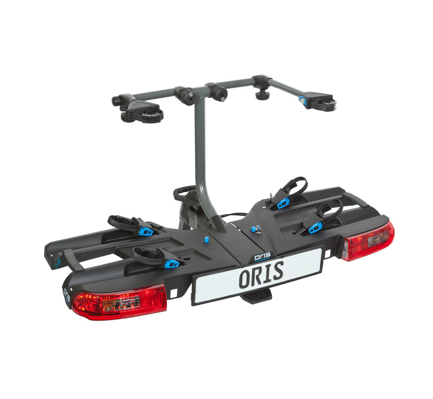ORIS Tracc   Kupplungs-Fahrradträger für 2 E-Bikes
