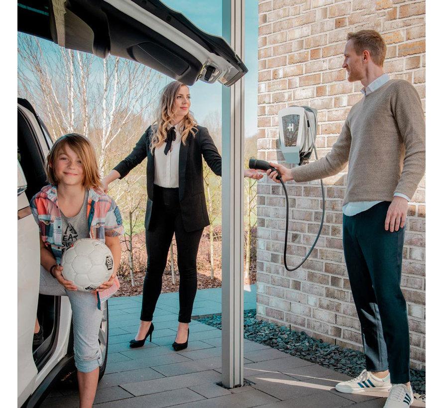 HEIDELBERG Wallbox Home Eco 11kW  inkl. 5m Kabel