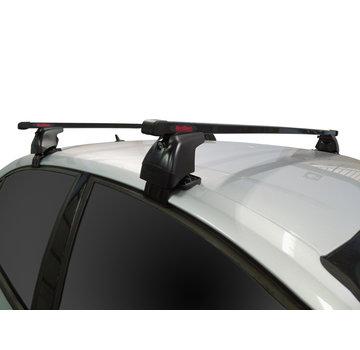Mont Blanc AMC Mont Blanc Dachträger für Peugeot 208 (ohne Glasdach) (A9) 3-türig Fließheck ab 2012
