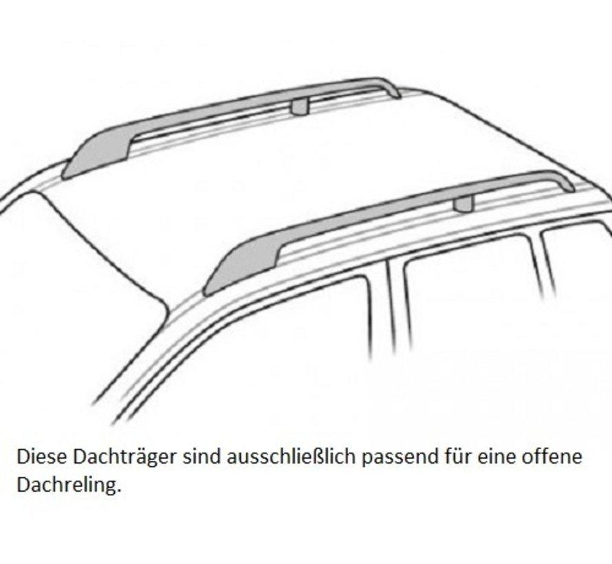 Mont Blanc Dachträger für Volvo XC90 MPV 2002-2014