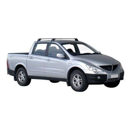Dachträger von hoher Qualität fürSSANGYONGActyon Double Cab