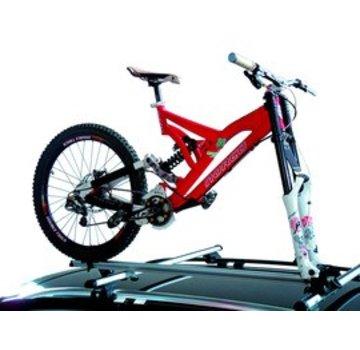 Fahrradträger Fahrraddachträger Hakr Fork zur Gabelmontage