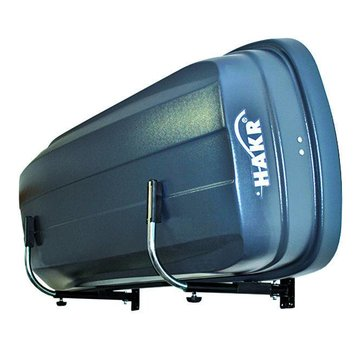 Hakr Zubehör Wandhalterung für Dachboxen und Skikoffer