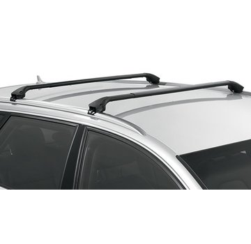 Modula Universal Dachträger für die aufliegende Dachreling | Modula