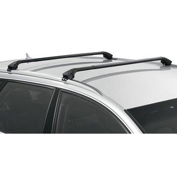 Universal Dachträger für die aufliegende Dachreling | Modula