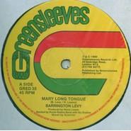 Barrington Levy | Mary Long Tongue / Look Youthman