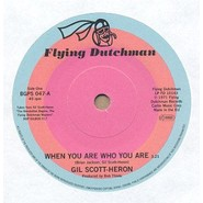 Gil Scott-Heron   When You Are Who You Are / Free Will (Alt Take 1)