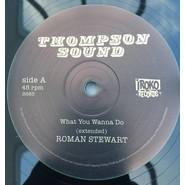 Roman Stewart, Linval Thompson | What You Wanna Do / Jah Jah Dreader Than Dread