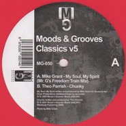 Mike Grant, Theo Parrish | Moods & Grooves Classics v5