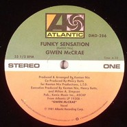 Gwen McCrae   Funky Sensation / Keep The Fire Burning