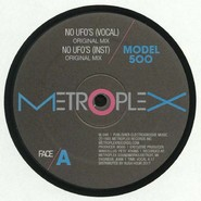 Model 500  |  No UFO's (The BIG Detroit classic packaged)