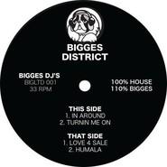 BIGGES DJ'S | BIGGES 001