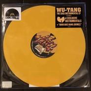 Wu-Tang Clan   The Saga Instrumental EP