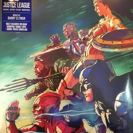 Danny Elfman | Justice League (Original Motion Picture Soundtrack)