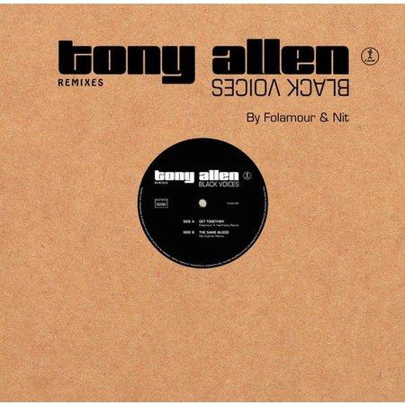 Tony Allen | Black Voices Remixes