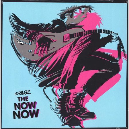 Gorillaz | The Now Now