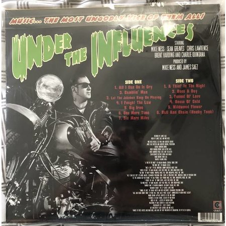 Mike Ness | Under The Influences