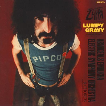 Frank Zappa, The Abnuceals Emuukha Electric Orchestra | Lumpy Gravy