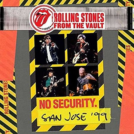 The Rolling Stones | No Security. San José '99