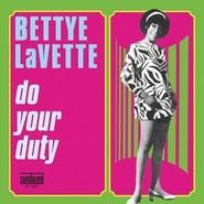Bettye LaVette | Do Your Duty