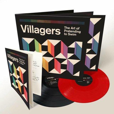 Villagers | The Art Of Pretend To Swim 2LP - Red Vinyl-