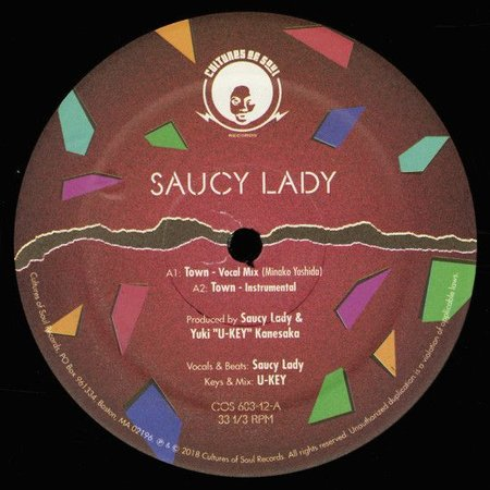Saucy Lady   Town