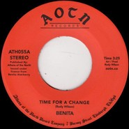Benita | Time For A Change