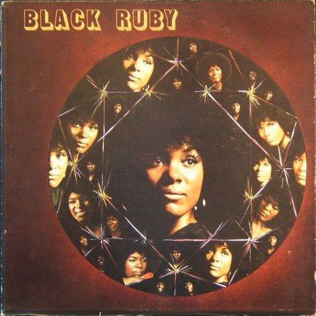 Ruby Andrews | Black Ruby