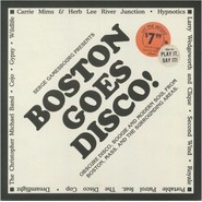 Serge Gamesbourg | Boston Goes Disco! (Obscure Disco, Boogie And Modern Soul From Boston, Mass. And The Surrounding Areas)