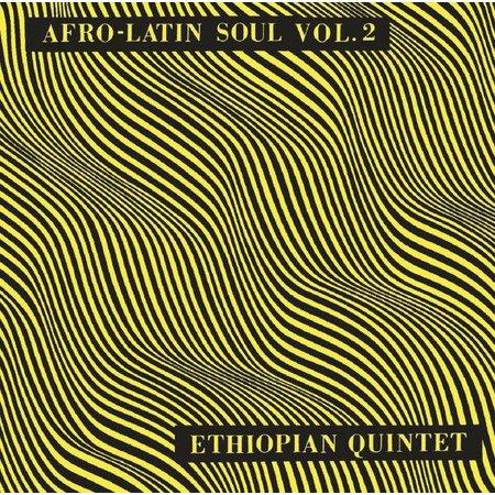 Mulatu Astatke & His Ethiopian Quintet | Afro-Latin Soul Vol. 2