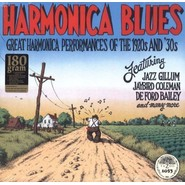 Various | Harmonica Blues: Great Harmonica Performances Of The 1920s And '30s
