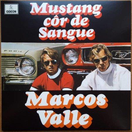 Marcos Valle | Mustang Côr De Sangue