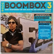 Various | Boombox 3 (Early Independent Hip Hop, Electro And Disco Rap 1979-83)