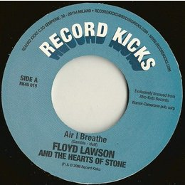 Floyd Lawson And The Heart Of Stone | Air I Breathe / Rated X