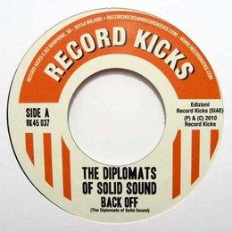 The Diplomats Of Solid Sound | Back Off / B-O-O-G-A-L-O-O