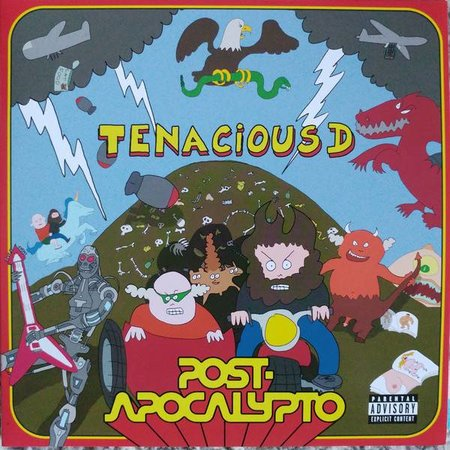 Tenacious D | Post-Apocalypto
